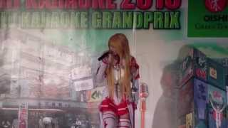 Crossing Field - Lisa By Picktan comic Party 51 Thailand World Anime Karaoke