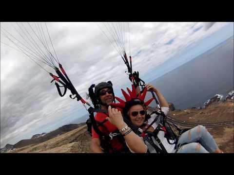 Parapenteg Gran Canaria Club Siroco