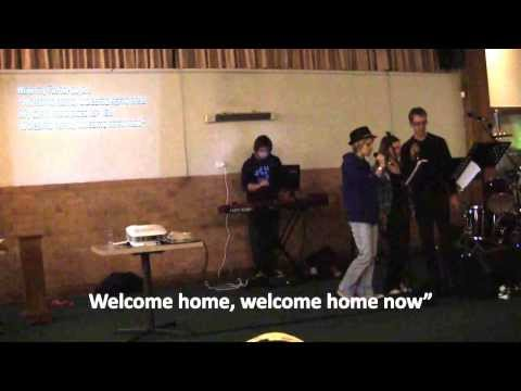 Welcome Home Child (Don't You Worry Child - Swedish House Mafia parody)