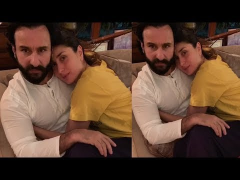Kareena Kapoor Khan And Saif Ali Khan Lovely Moment On Their 6th Marriage Anniversary