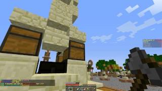 THE TURBULENCE GAMES Minecraft Hunger Games w/ BajanCanadian #120