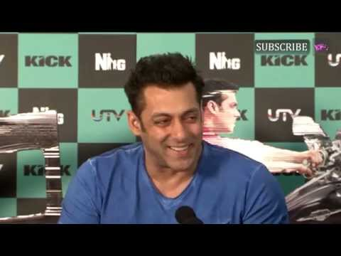Interview with Salman Khan for movie Kick part 3