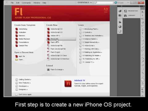 Flash CS5 ? Publish iPhone apps without being an apple developer