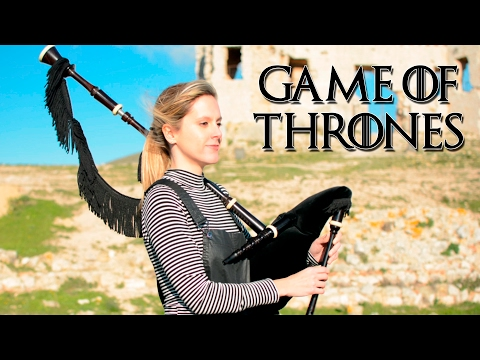 Game of Thrones Theme Bagpipes Cover by Tifita