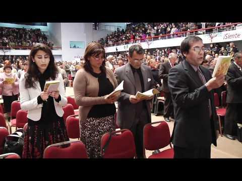 MASIVA ASAMBLEA TESTIGOS DE JEHOVA