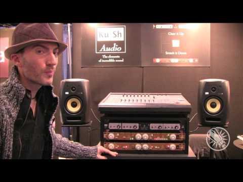 Kush Clariphonic Parallel EQ | Vintage King Audio