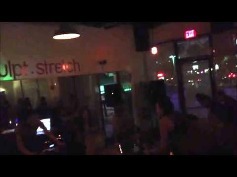 Sabina Sandoval Drums Freetobeme Drum Circle Spinning class (видео)