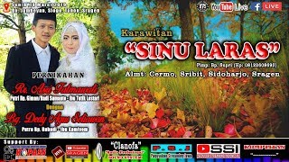 Live Streaming Kerawitan SINU LARAS // CLANOFA Audio // HVS Sragen