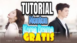Video Cara Mudah Nonton Drama Korea Sub Indonesia Terbaru MP3, 3GP, MP4, WEBM, AVI, FLV April 2018