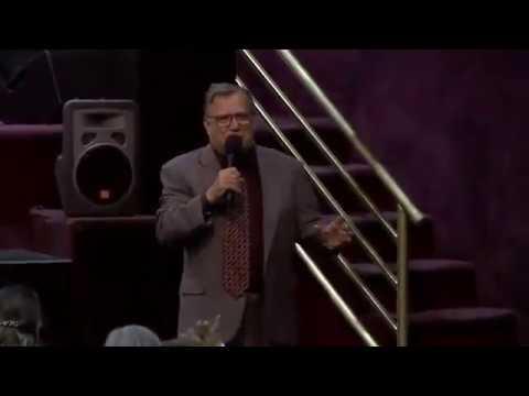 Pastor Georgi Abdo - Pero tú aumentarás mis fuerzas como las del búfalo (Salmos 92:8-10) - Parte 1