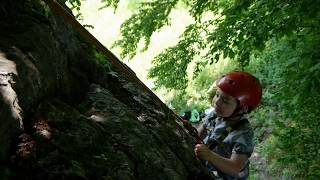 climbing VIDEOTOPO vol. 33. Jura Krakowsko-Częstochowska. Nielepice.  Dymniok Szary. by Video Topo