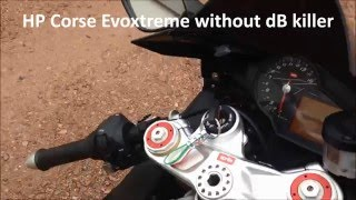 10. Aprilia RSV4 2011 APRC with HP Corse Evoxtreme exhaust