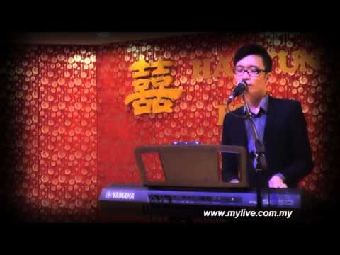 KL Wedding Live Band [Mylive Entertainment] Wonderful Tonight covered by Nick Shze