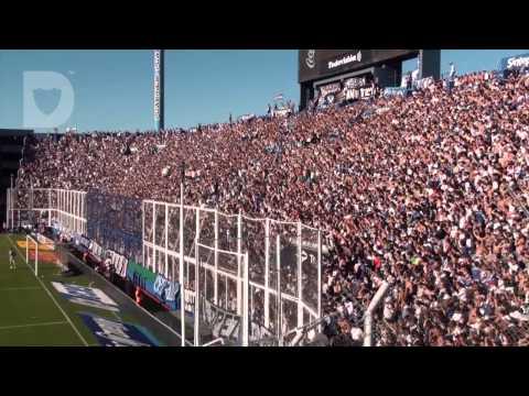 Inicial 2012 . Vélez 2-0 Unión . Hinchada - La Pandilla de Liniers - Vélez Sarsfield