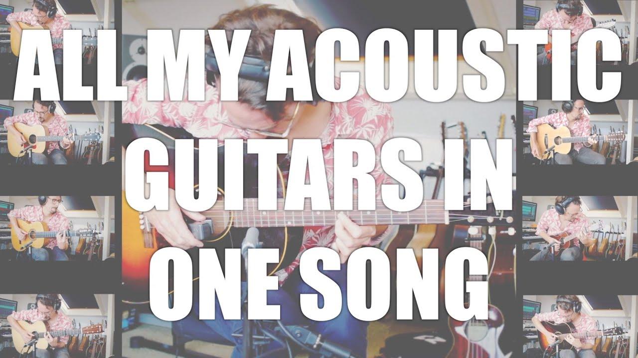 Textural Acoustic Guitar