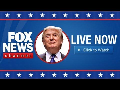 Fox News Live Stream Now - Fox & Friend Today - Breaking News Trump (видео)