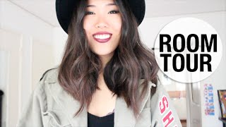 Room Tour (A NEW VIDEO EVERYDAY TIL XMAS!)