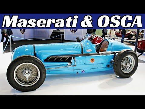 9° Old Time Show 2012 - Un mondo di Maserati ed Osca