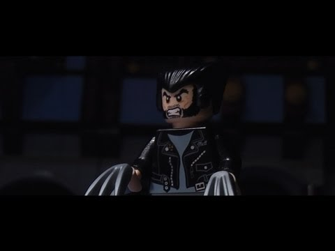 Lego The Wolverine Trailer