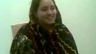 PAshto Supper Star Nadia Gul interview 2014