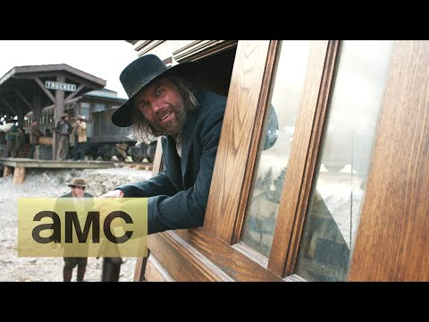 Hell on Wheels Season 5 (Featurette)