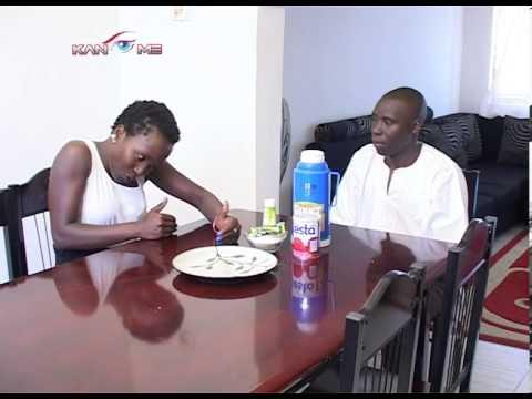 Kansiime Anne's tyrical food prayer..