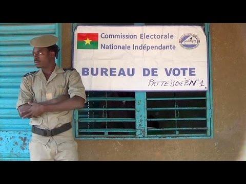 Προεδρικές εκλογές στην Μπουρκίνα Φάσο