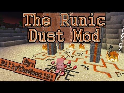 Minecraft | Spotlight | The Runic Dust Mod!