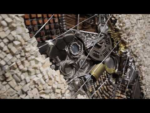 """""""Evoluzioni Musive"""" di Ivan Tozzo, il video"""