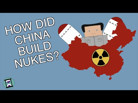 How did China Get Nukes? (Short Animated Documentary)