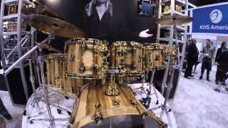 Iron Maiden's Nicko McBrain is back with Sonor Drums after 22 years. We spoke with Sonor about some of the drums they've made to his specifications. Subscrib...