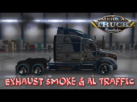 Exhaust Smoke & Ai Traffic 1.36