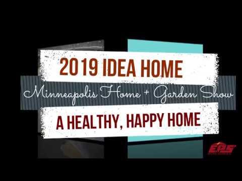 2019 Minneapolis Home Show Build