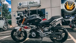 2. 2018 BMW G 310 R | First Ride & Review
