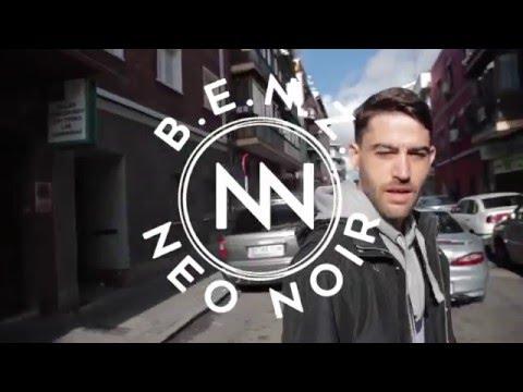 SULE B MUESTRA «B.E.N.Z», EL ADELANTO DE «#NEONOIR»