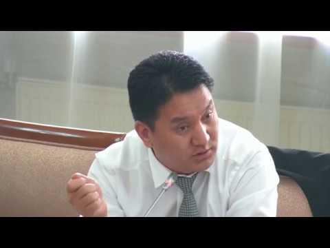Ц.Гарамжав: Нэг хүнийг дахин сонгохгүй байх заалтыг дэмжиж өгөх хэрэгтэй