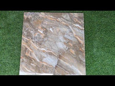 Vân đá tự nhiên 80x80cm giả cổ siêu đẹp cho mặt tiền phòng khách