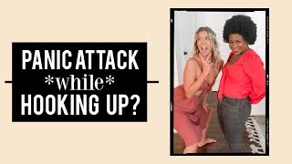 Panic Attack While Hooking Up? w/ Melisa D. Monts | DBM #84 by Meghan Rienks
