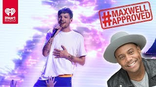 Louis Tomlinson, HRVY, Tom Walker And More! | #MaxwellApproved