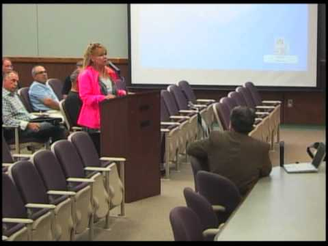 Franklin Township NJ (Somerset County) August 12, 2014 Township Council Meeting