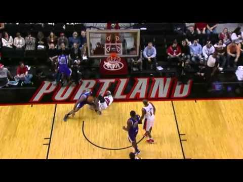 Sacramento Kings 89 – Portland Trail Blazers 101