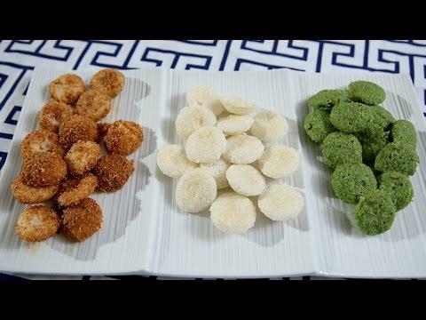 Tricolor Idli – Republic Day Special – Idli Recipe – Ruchi's Kitchen