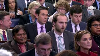Video Sarah Sanders leaves MSNBC reporter Flabbergasted, after she asked on Trump's Confusing FISA Tweets MP3, 3GP, MP4, WEBM, AVI, FLV April 2018