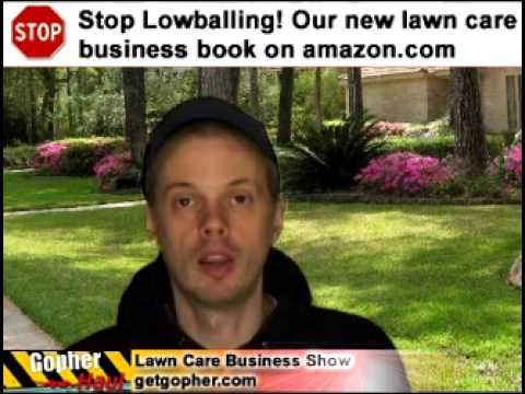 GopherHaul 31 - Lawn Care Business Software Show.