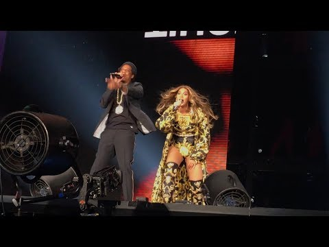 Beyoncé and Jay-Z - Apeshit On The Run 2 Vancouver, Canada 10/2/2018