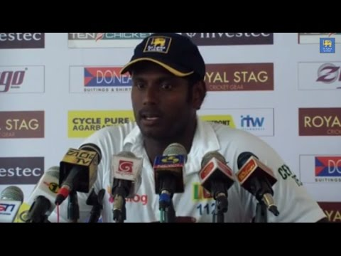 Dilruwan Perera 4/79 vs South Africa, 1st Test, Galle, 2014 [HD]