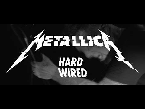 Metallica: Hardwired (Official Music Video) online metal music video by METALLICA