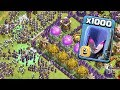 foto 1000 Witch Zombie Attack On COC |  NEW Modded Apps Game Play Borwap