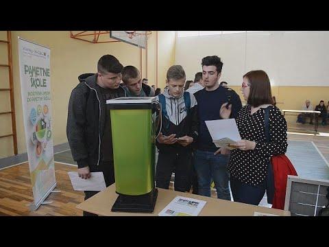 Smart Schools: Θέρμανση και ηλεκτρισμός σε επτά σχολεία από ανανεώσιμες πηγές ενέργειας…