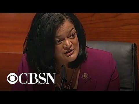 Congresswoman Pramila Jayapal hits Trump administration on treatment of protesters